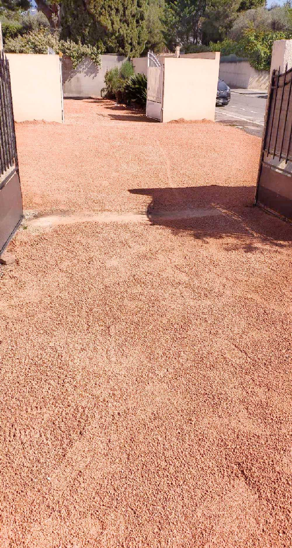 Livraison de sable à terrain de pétanque et sable stabilisé