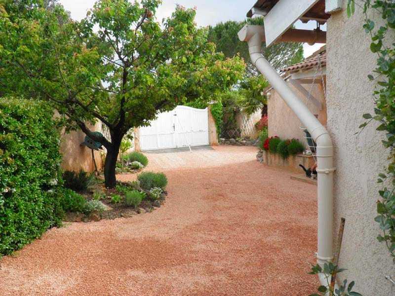 Livraison de graviers concassés près de salon de provence