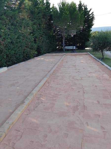 Livraison de sable terrain de pétanque près de TOULON
