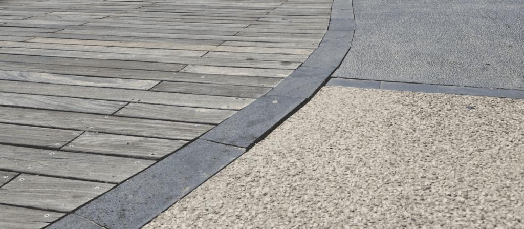 Béton désactivé béton décoratif Vitrolles