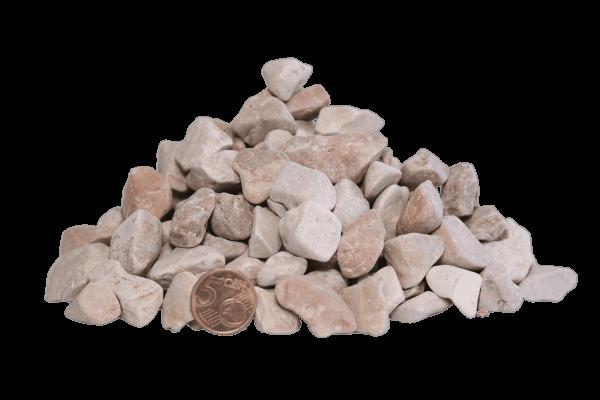 Gravier, Gravillon, Gabion, Concassé, Caillou, Galet, Sable pétanque de marbre rose CARRIERE VILA GALET 15:20